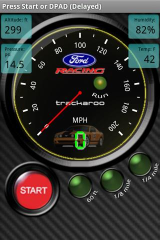Ford Speedo Dynomaster Layout - screenshot