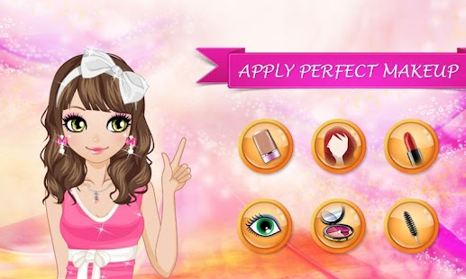 Cute Little Girl Makeover APK for Bluestacks