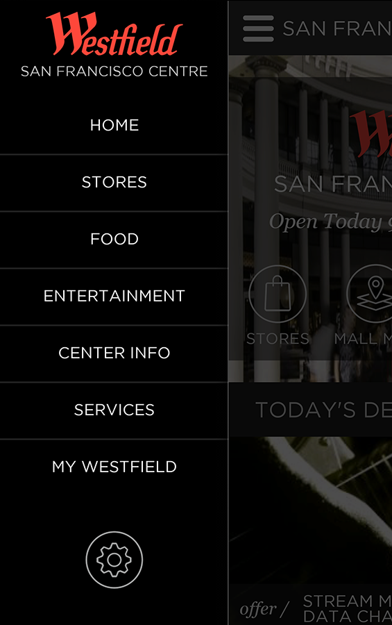Westfield US - screenshot
