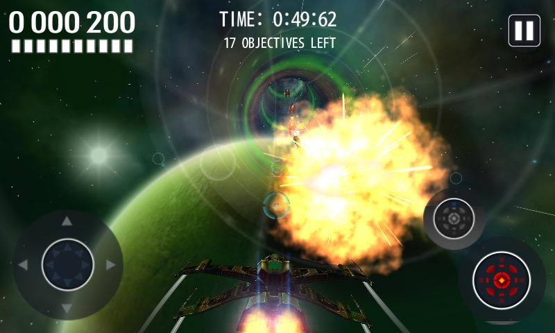 Final Space Lite - screenshot