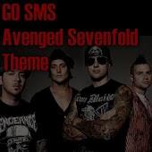 GO SMS PRO Avenged Sevenfold