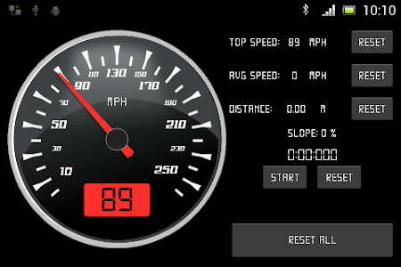 Racing Speedometer v1.7