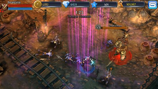 Dungeon Hunter 3- miniatura screenshot