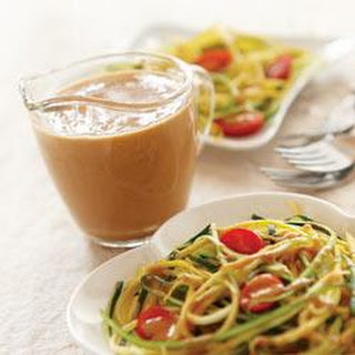 Honey Peanut Dressing