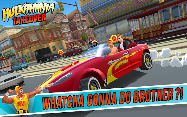 Crazy Taxi™ City Rush - screenshot thumbnail