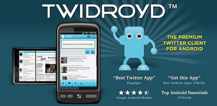 TWIDROYD PRO for Twitter apk