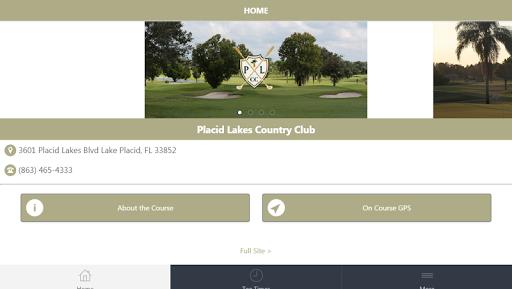 Placid Lakes Country Club