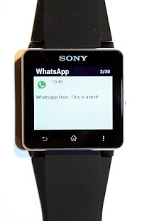 WatchNotifier Screenshot 8