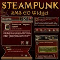 Steampunk GO Message Theme icon