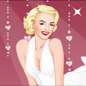Dress Up Marilyn Monroe