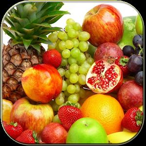 Сочные фрукты живые обои