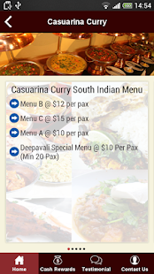 Indian Catering Services- screenshot thumbnail
