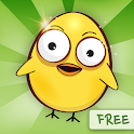 Flying Chick(Platformer Game) icon