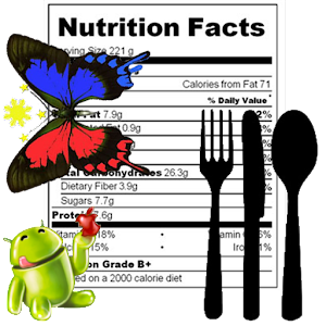 Pinoy cuisine nutrition facts android apps on google play for Conception cuisine android