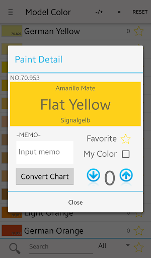 【免費工具App】Vallejo Paints List-APP點子
