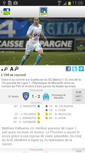 LFP (Officiel) Capture d'écran