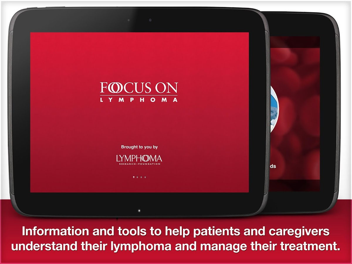 Focus On Lymphoma - screenshot