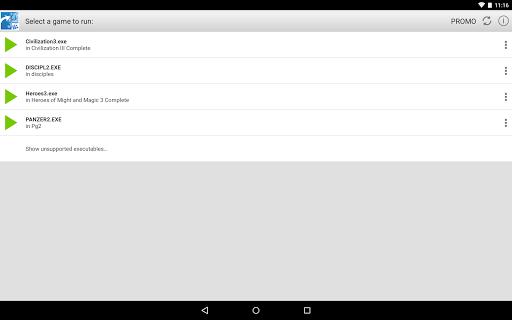 ExaGear Strategies 3.0.7 screenshots 2