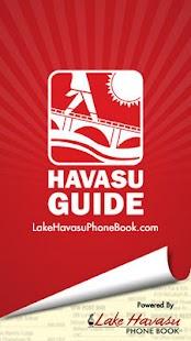 Havasu Guide- screenshot thumbnail