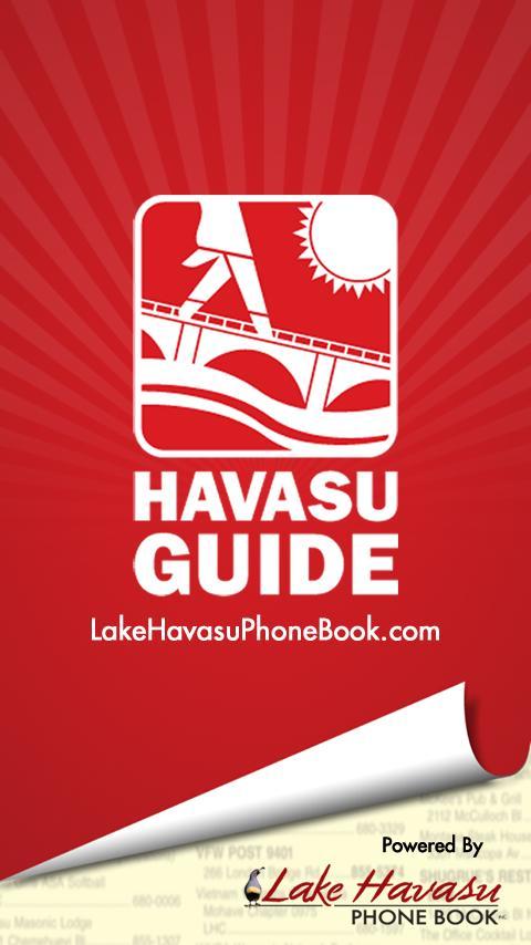 Havasu Guide- screenshot