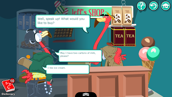 How to download Kids English 4: Food & Shop 1.0.0 apk for android