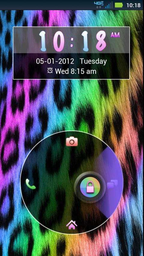 Go Locker Rainbow Cheetah- screenshot