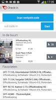 Screenshot of Officebooking