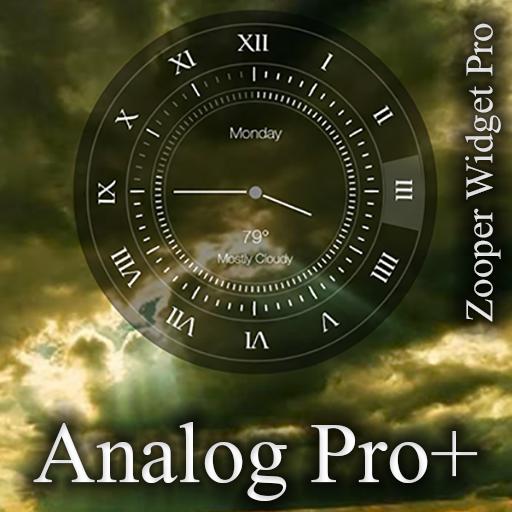 Analog Pro+ - Zooper Pro 個人化 App LOGO-APP開箱王