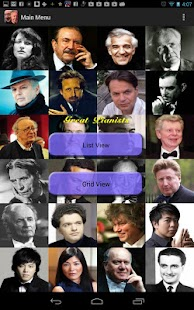 Great Pianists- screenshot thumbnail