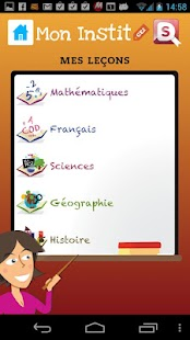玩教育App|CE2 Mon Instit免費|APP試玩