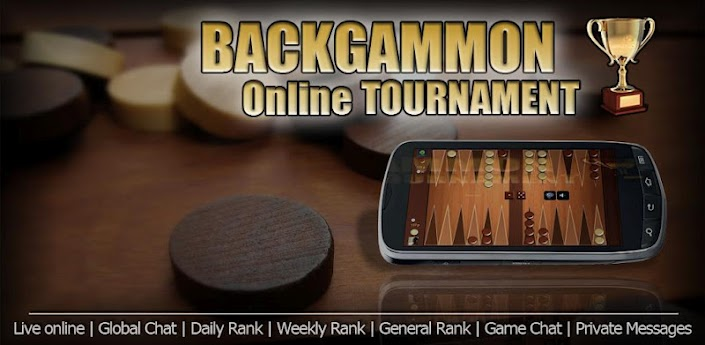 Backgammon Online Tournament ! 1.0.6 apk