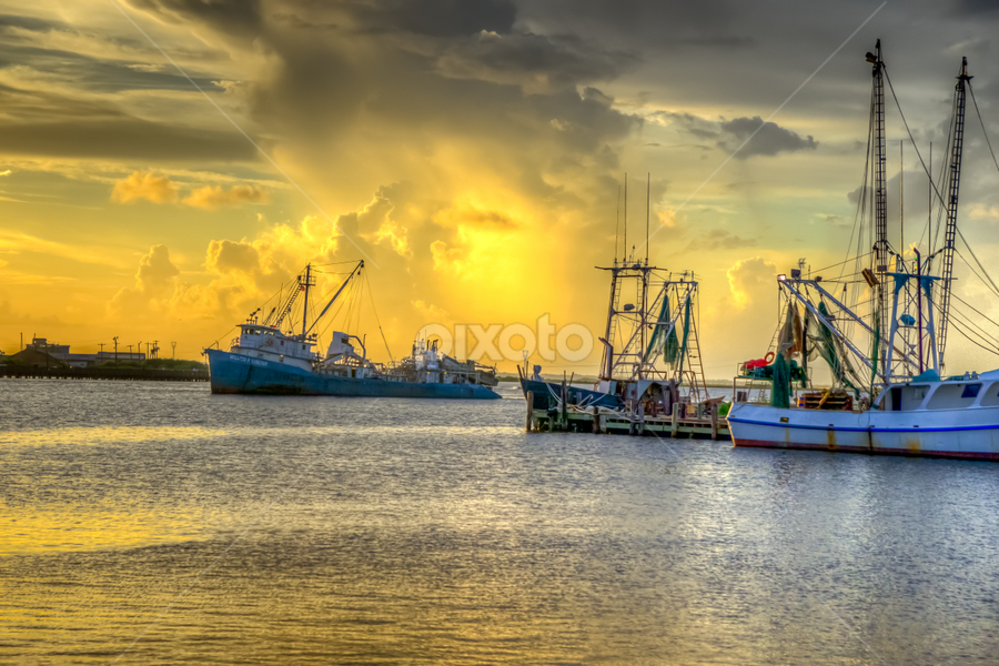 by Victor Martin - Transportation Boats (  )