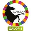 Galopia - Galop 5 icon