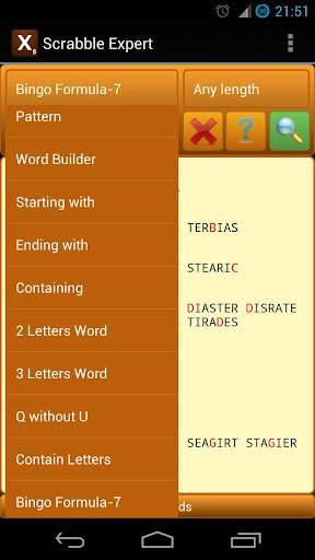 Scrabble Expert 3.3 screenshots 6