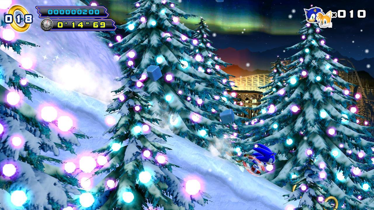 Sonic 4 Episode II THD screenshot #1