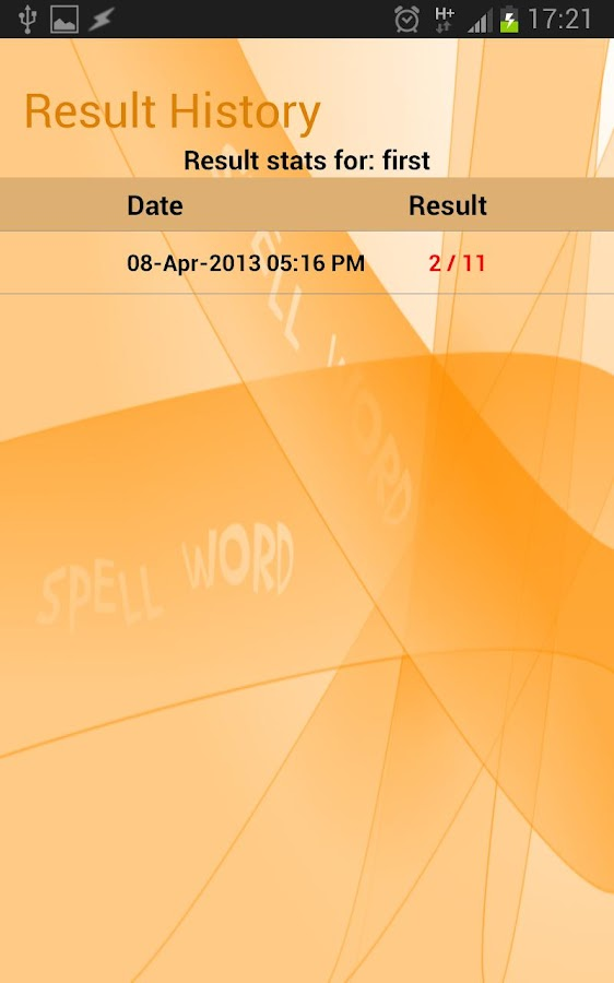 Spell Word- screenshot