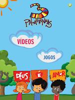Screenshot of 3 Palavrinhas