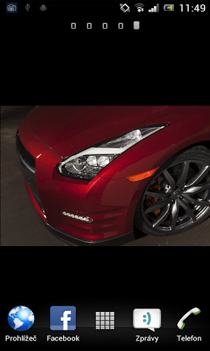 Nissan GTR Wallpapers