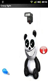 What Funny Panda Flashlight- screenshot thumbnail