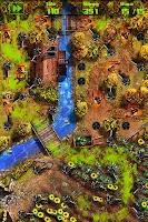Screenshot of GRave Defense Free