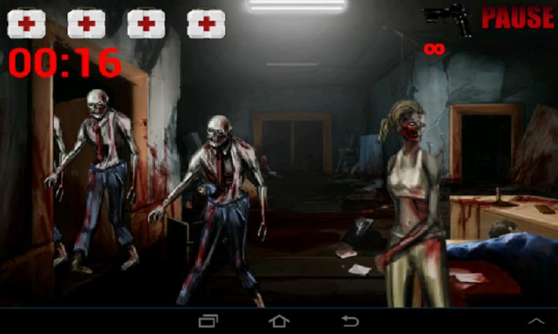 Zombie Desperation Original - screenshot