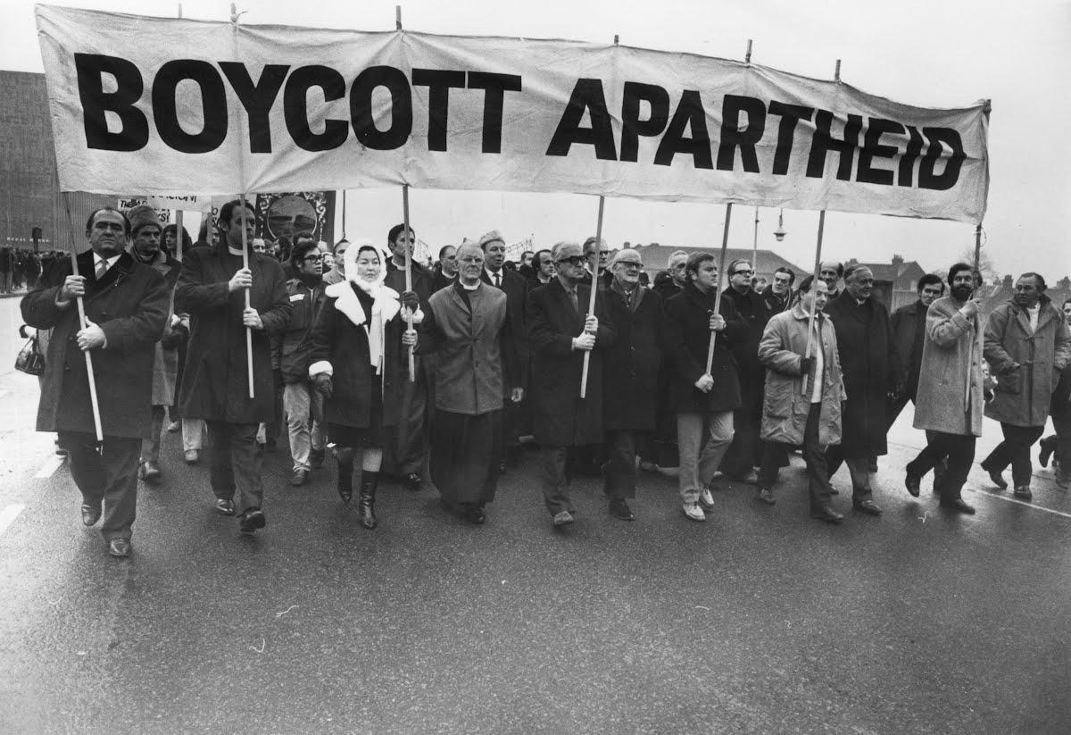 Boycott Apartheid - Getty Images — Google Arts & Culture