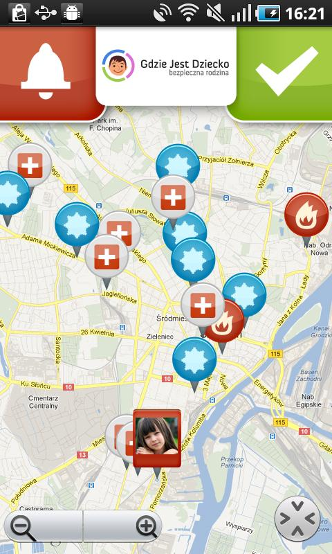 Rodzinne S.O.S. - screenshot
