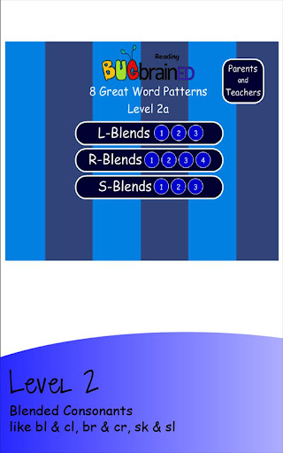 8 Great Word Patterns Level 2a