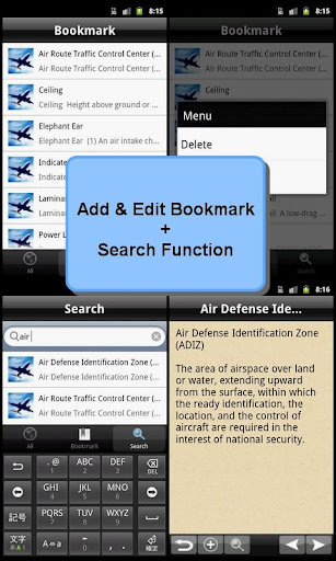 【免費書籍App】Glossary of Aviation-APP點子