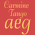 Carmine Tango FlipFont