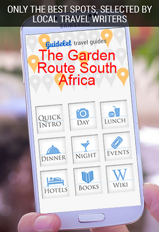 Top 60 Spots The Garden Route