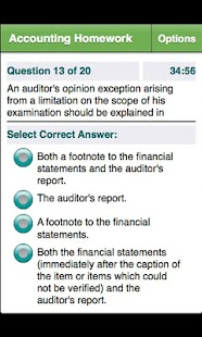 Business auditing homework help