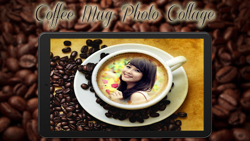 Coffee Mug Photo Collage