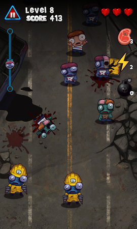 Zombie Smasher 1.6 screenshot 3812